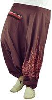 bonzaai virblatt harem pants unisex Aladdin pants alternative clothing – Gao Yord