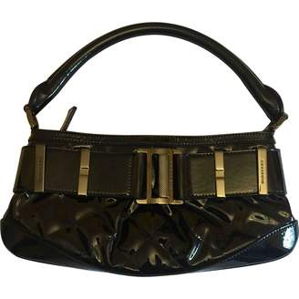 Burberry Black Patent leather Handbags