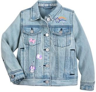 Disney Minnie Mouse Denim Jacket for Girls