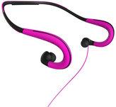 Sharper Image Pink Athletic Headphones