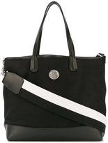 Moncler 'Iris' tote bag - women - Cotton/Leather - One Size