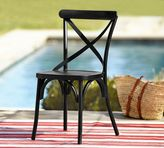 Pottery Barn X-Back Bistro Chair