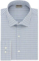 Kenneth Cole Reaction Men's Techni-Cole Slim-Fit Flex Collar Broadcloth Blue Dress Shirt