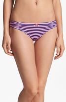 Make + Model Lace Trim Bikini