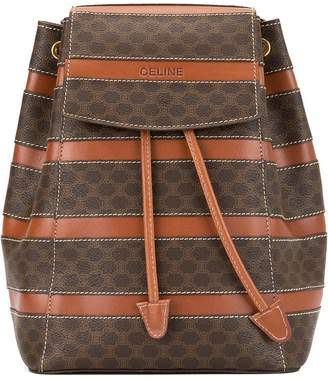 Celine Pre-Owned Macadam backpack