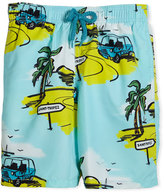 Vilebrequin St. Tropez Swim Trunks, Size 10-14