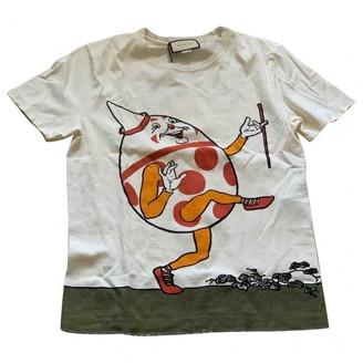 Gucci Multicolour Cotton T-shirts