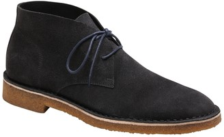 Banana Republic Brendt Crepe-Sole Chukka Boot