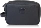 Bric's Magellano Black Travel Beauty Case