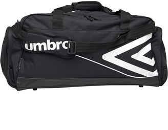 Umbro Pro Training Medium Holdall Black/White