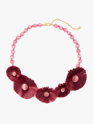 Kate Spade Posh Poppy Statement Necklace