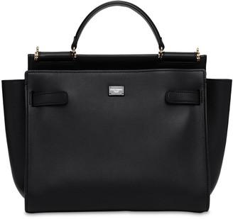 Dolce & Gabbana 62 Medium Soft Leather Bag