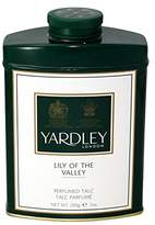Yardley London of London Perfumed Talc for Women, Lily of The Valley, 7 Ounce