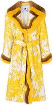 Blumarine tie-waist coat