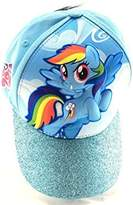 My Little Pony 3D Girls' Baseball Cap Hat - Rainbow Dash