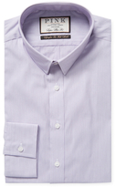 Thomas Pink Herland Stripe Super Slim Fit Dress Shirt