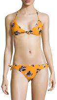Proenza Schouler Triangle Top Bikini Set