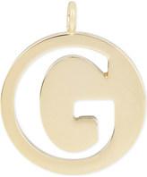 Chloé Alphabet G pendant