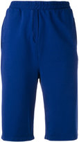 Humanoid track shorts - women - Cotton/Spandex/Elastane - XS