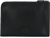 Valentino perforated pouch