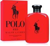 Polo Ralph Lauren Red Eau de Toilette Spray for Men, 4.2 Ounce