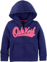 Osh Kosh Oshkosh Hoodie-Toddler Girls
