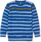 Benetton Boy's Sweater L/S Jumper