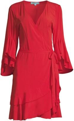 Melissa Odabash Kirsty Wrap Dress