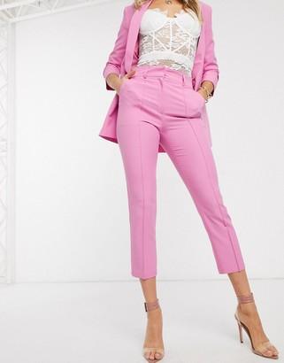 Asos DESIGN tailored smart mix & match cigarette suit pants