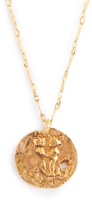 Alighieri The Always Confidante 24kt Gold Plated Necklace - Womens - Gold