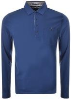Ted Baker Denn Polo T Shirt Blue