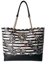 Betsey Johnson Glam Garden Tote Tote Handbags