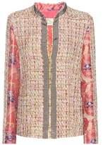 Etro Open-front jacket