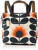 Orla Kiely Summer Flower Stem Backpack