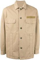 Golden Goose Deluxe Brand military shirt - men - Cotton - S