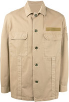Golden Goose Deluxe Brand military shirt