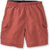 "L.L. Bean Supplex Cargo Sport Shorts, 6"" Inseam"