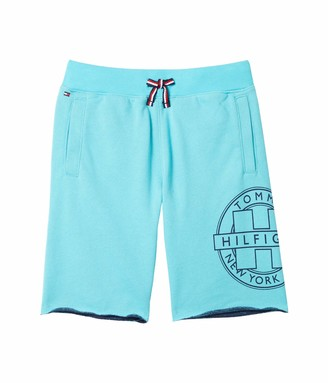 Tommy Hilfiger Men's Boys' Adaptive Sam Shorts with Drawstring