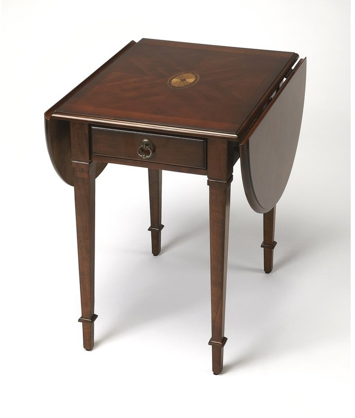 Thumbnail for your product : Butler Handmade Glenview Plantation Cherry Pembroke Table