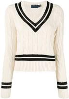 Polo Ralph Lauren V-Neck Cricket jumper