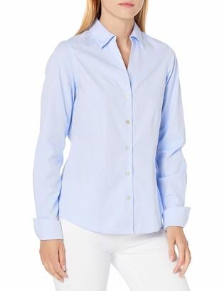 Foxcroft Women's Long Sleeve Lauren Essential Non Iron Shirt