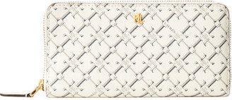 Ralph Lauren Heritage Continental Wallet