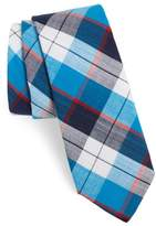 Nordstrom Men's Esterbrook Plaid Cotton Skinny Tie