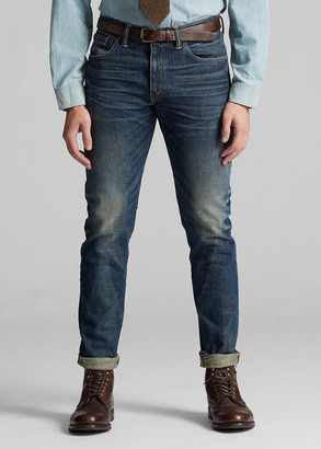 Ralph Lauren Slim Narrow Fit Stretch Jean