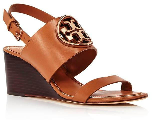 96a435e7fd Tory Burch Miller Wedges - ShopStyle