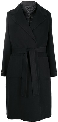 Peserico Belted Trench Coat