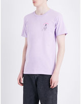 Obey Born To Lose Cotton T-shirt