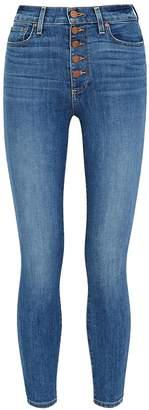 Alice + Olivia Alice & Olivia Jeans Good High Rise Blue Skinny Jeans