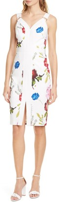 Ted Baker Amylia Floral Sheath Dress