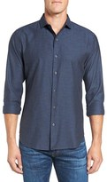 Bonobos Men's Slim Fit Herringbone Sport Shirt